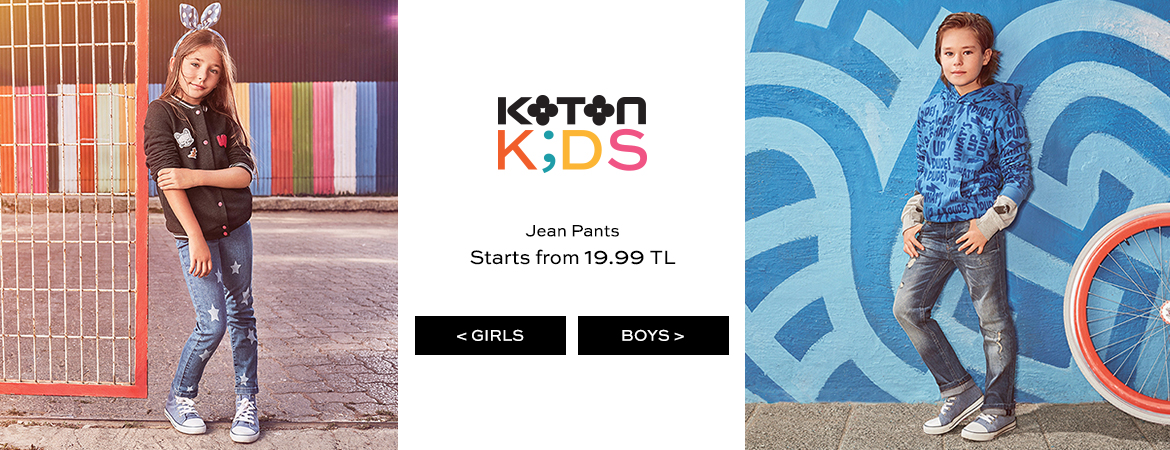 Koton Kids Jean Pants