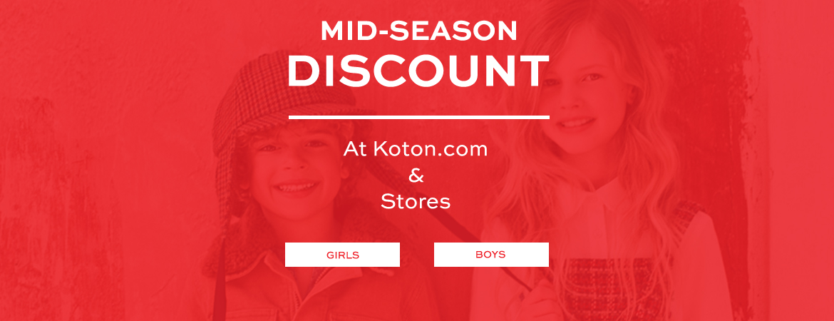 Mid-Season Discount