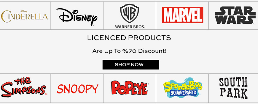 Licenced Products